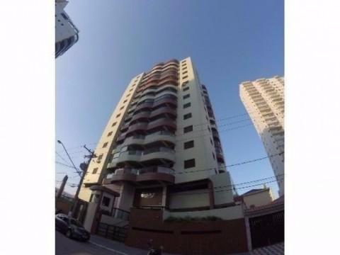 Apartamento de 03 dormitórios com 01 suíte na Praia Grande