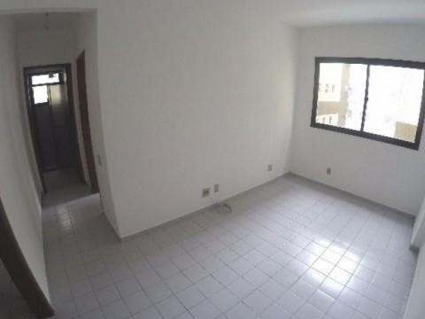 Apartamento de 1 dormitório no Canto do Forte