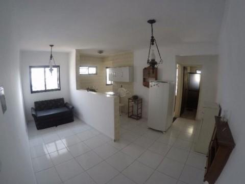 Apartamento de Um Dormitório à Venda na Praia Grande - Bairro Cidade Ocian