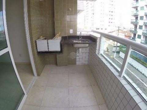 Apartamento de 01 Dormitório Suíte à Venda na Praia Grande - Bairro Jardim Guilhermina