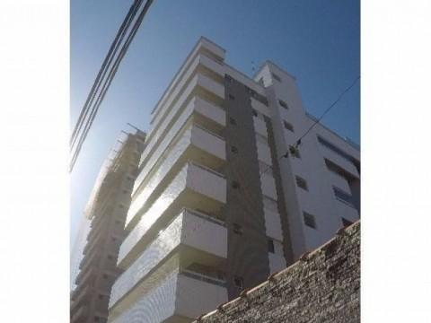 Grande oportunidade á venda em Praia Grande, apartamento de um dormitório novo