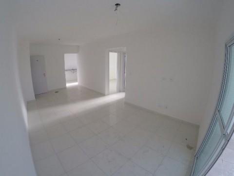 Apartamento NOVO em Praia Grande, no bairro Vila Tupi