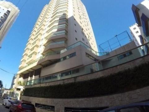 Excelente apartamento com 03 suítes na Aviação - Praia Grande