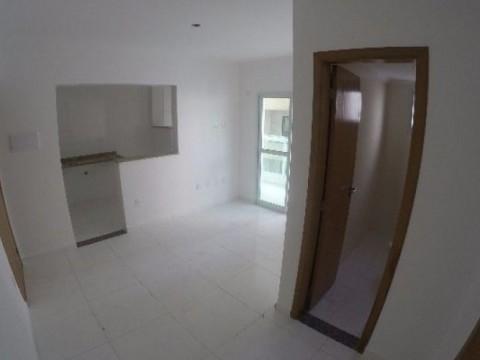 Apartamento de 1 dormitório NOVO, cerca de 50m²