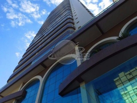 Apartamento de alto padrão com vista panoramica da cidade de Praia Grande