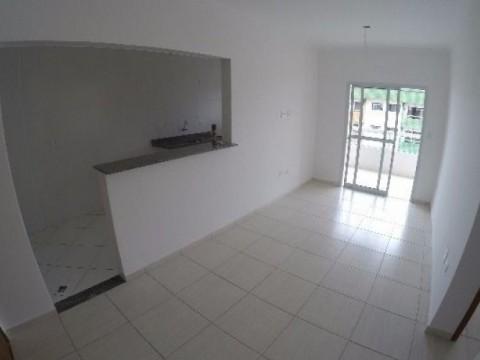 Apartamento em Praia Grande - Bairro Vila Tupi