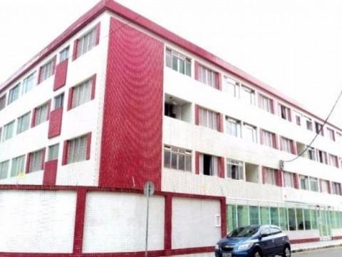 Apartamento é venda em Praia Grande - Ocian 1 dormitório