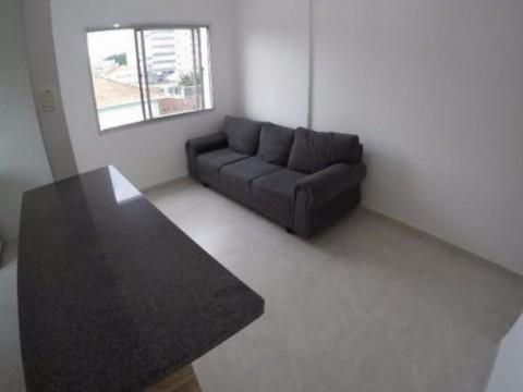 Lindo Apartamento 01 dormitorio no Boqueirão