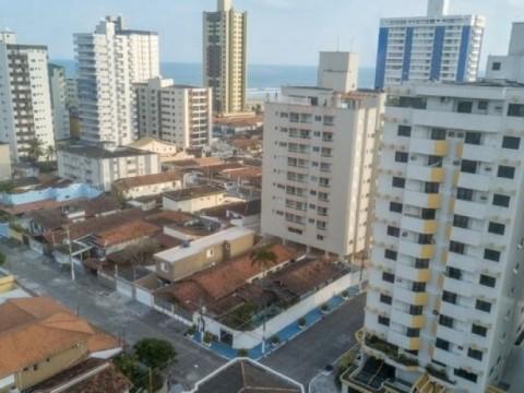 Apartamento de 01 Dormitório à Venda na Praia Grande - Bairro Jardim Guilhermina