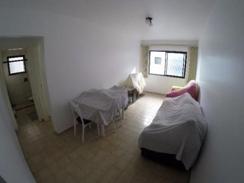Excelente apartamento de 1 dormitório no Bairro Campo da Aviação
