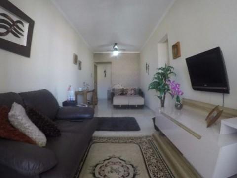 Apartamento de 02 Dormitórios e 01 Suíte à Venda na Praia Grande - Bairro Vila Tupi