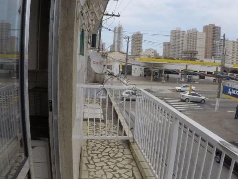Apartamento de 02 dormitórios em Praia Grande - Aviação