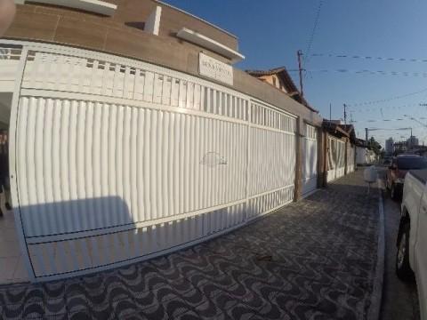 Casa de 02 Dormitórios em Condomínio à Venda na Praia Grande - Bairro Jardim Guilhermina