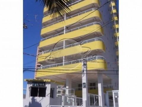 Apartamento no bairro da Vila Mirim em Praia Grande 2 Dormitório