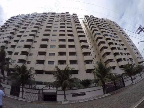 Lindo apartamento com vista total da praia