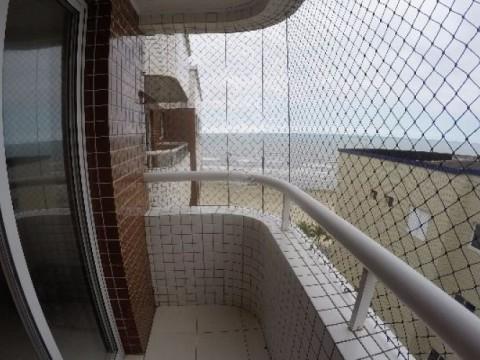 Apartamento de 01 Dormitório com Vista à Venda na Praia Grande - Bairro - Vila Caiçara