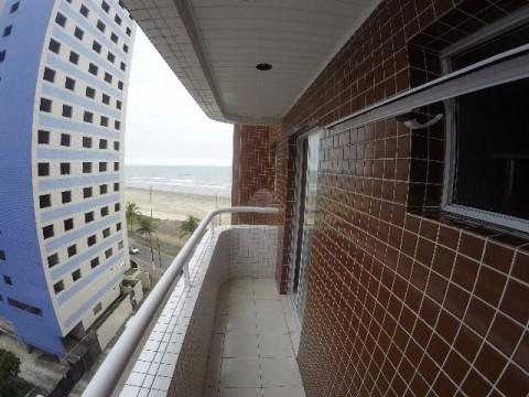 Apartamento de 01 Dormitório com Vista à Venda na Praia Grande - Bairro Vila Caiçara