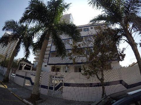 Apartamento um dormitório na Aviação em Praia Grande próximo ao mar R$125.000,00
