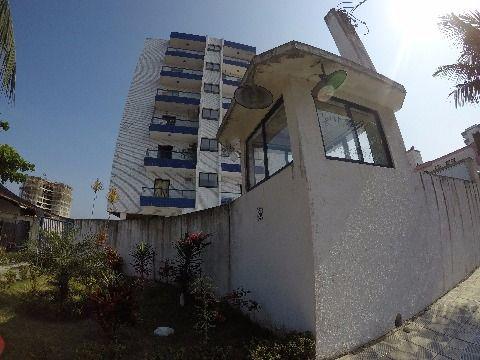 KIT dividida em um dormitório na Vila Guilhermina em Praia Grande
