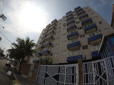 Apartamento um dormitório oportunidade em Praia Grande 140 mil