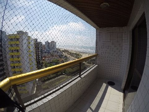 Frente pro mar - Vila Mirim/Praia Grade/SP