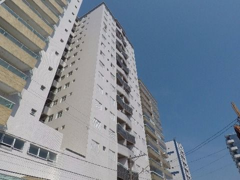 Apartamento 02 dormitórios - Ocian/Praia Grande
