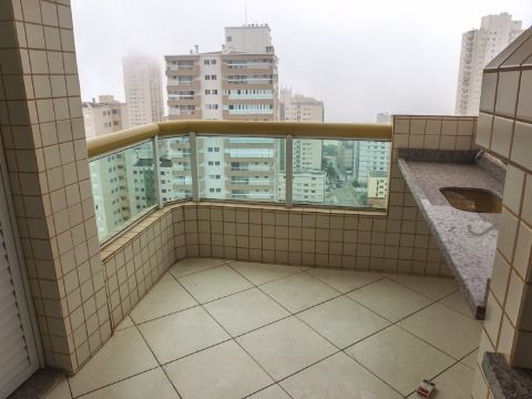 Apartamento 01 dorm. com suite em Praia Grande