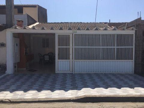 Casa 02 Dormitórios, Vila Tupi, Praia Grande