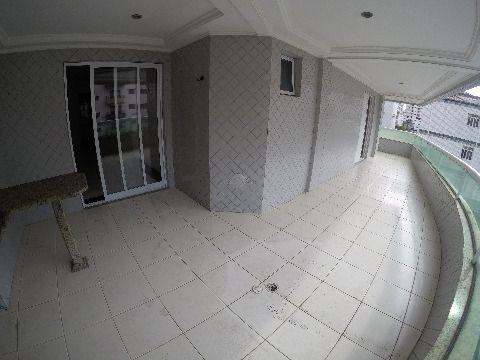 Apartamento alto padrão com três suíte em Praia Grande