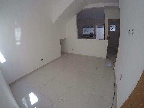 Casa em Condominio em Guilhermina - Praia Grande
