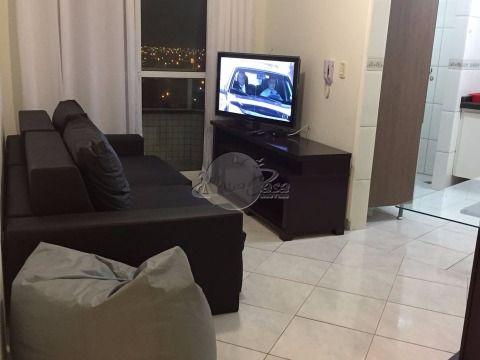 Apartamento de 02 dormitórios com suíte na Vila Caiçara Praia Grande