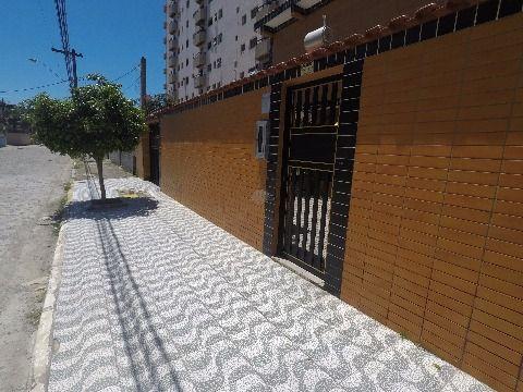 Casa em Condominio em Canto do Forte - Praia Grande