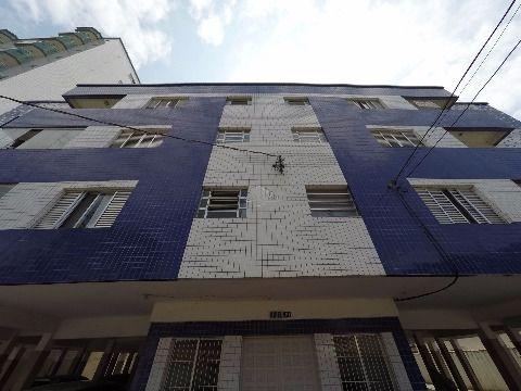 Excelente apartamento 01 dormitório no Canto do Forte