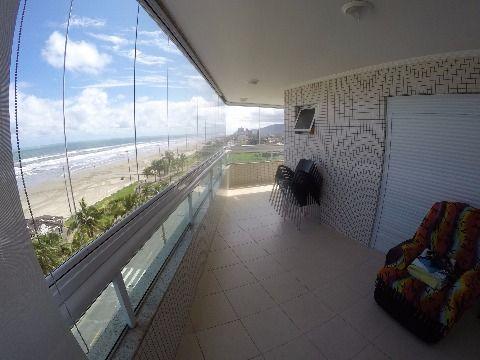 Apartamento de 03 dormitórios e 03 suites - Vista MAR