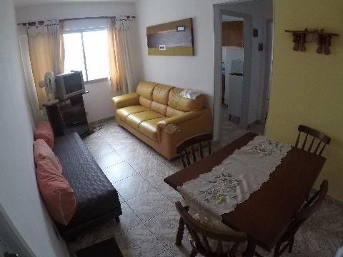 Apartamento 01 dormitório - Aviação/Praia Grande