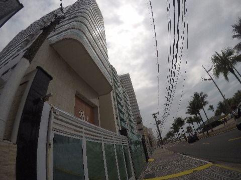 Apartamento frente pro mar - Aviação/Praia Grande