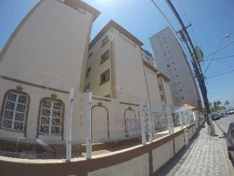 Apartamento 02 dormitórios - Guilhermina/Praia Grande