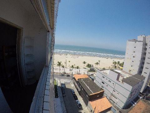 Apartamento de 01 dormitório - Guilhermina/Praia Grande