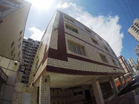 Apartamento 01 dormitório - Tupi/Praia Grande-SP