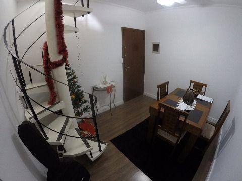 Maravilhosa cobertura duplex no Bairro Balneário Maracanã