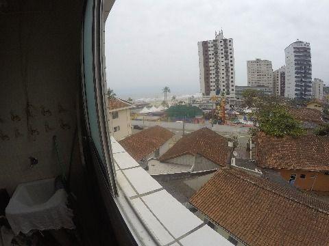 APARTAMENTO DE 01 DORM, COM 54 M² ,OCIAN - PRAIA GRANDE, PRÓXIMO À PRAIA