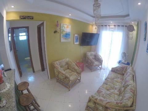 Excelente apartamento de 1 dormitório sendo suíte no Bairro Balneário Maracanã