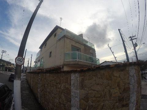 SOBRADO 02 DORM., 02 SUÍTES - BOQUEIRÃO - PRAIA GRANDE