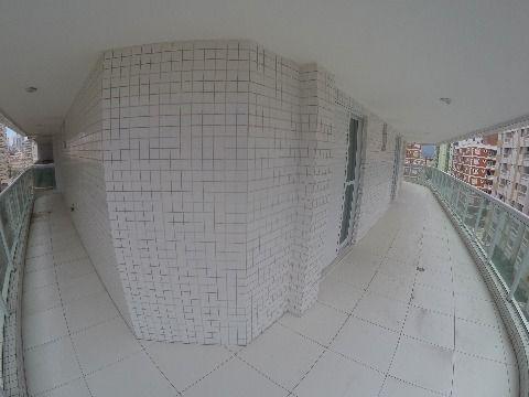 PARTAMENTO DE 03 DORM., 03 SUÍTES, 163 M², VISTA PARA O MAR,AVIAÇÃO, PRAIA GRANDE