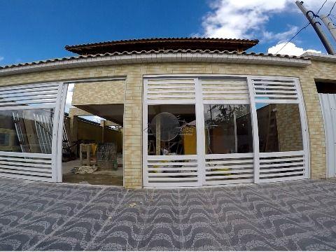 Casa em Condominio em Sítio do Campo - Praia Grande