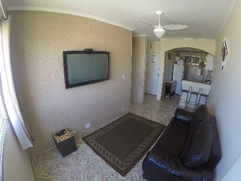 Excelente apartamento de 1 dormitório