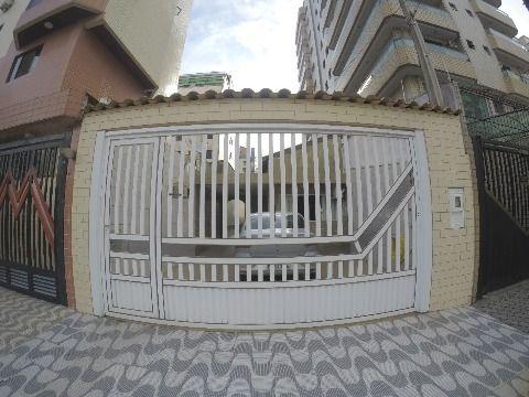 Casa em Vila Tupi - Praia Grande