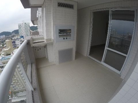 Apartamento com 02 Suítes e Vista para o Mar em Praia Grande - Bairro Canto do Forte
