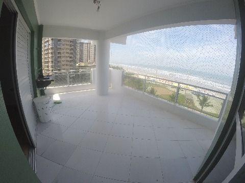 Apartamento de Dois Dormitórios com Vista à Venda na Praia Grande - Bairro Vila Caiçara