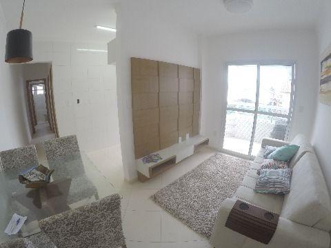 Apartamento 02 dormitórios a venda em Praia Grande